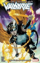 Valkyrie       Jane Foster.                   Vol. 1,                   The sacred and the profane /             cover image