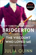 The Viscount Who Loved Me: Bridgerton        cover image