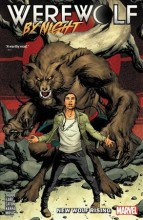 Werewolf by Night: New Wolf Rising        cover image