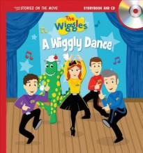 A Wiggly dance /        cover image