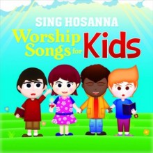 Worship Songs for Kids (CD)        cover image