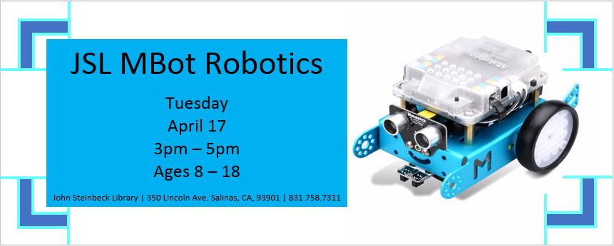 JSL MBot Robotics