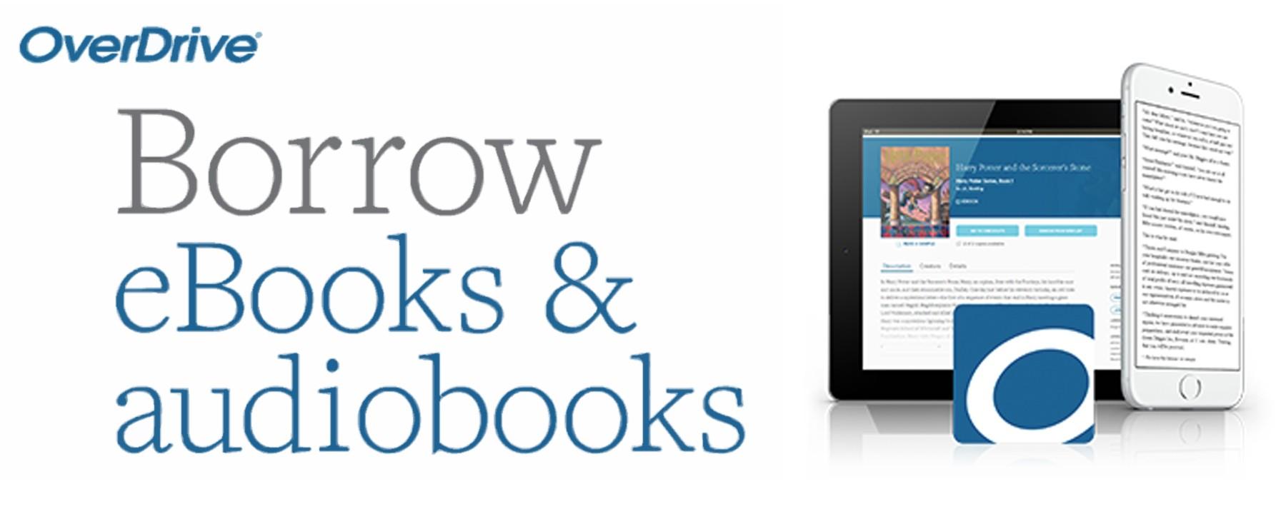 OverDrive - Borrow eBooks and Audiobooks
